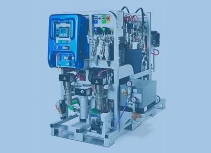 Оборудование для защитных покрытий с пассивной защитой от огня