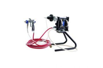 Воздушный распылительный аппарат Finex
