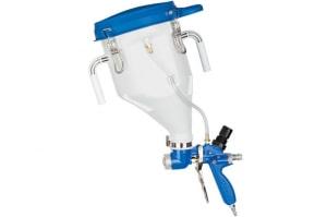 Распылитель вязких материалов под давлением (хоппер)