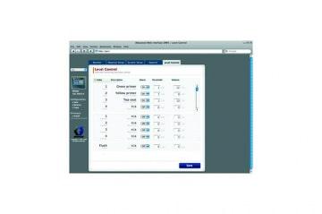 Расширенный веб-интерфейс