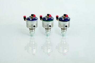 Регуляторы давления жидкости для низкой скорости потока